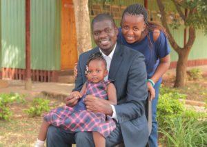 Pastor Elly n Family